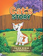 A Cat's Story af Trish Rinia
