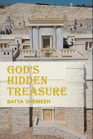 Bog, hæftet God's Hidden Treasure af Batya Shemesh