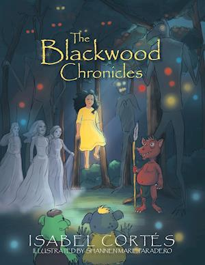 Bog, paperback The Blackwood Chronicles af Isabel Cortes