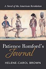 Patience Romford'S Journal