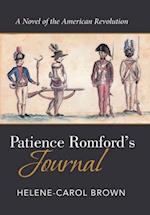 Patience Romford's Journal af Helene-Carol Brown