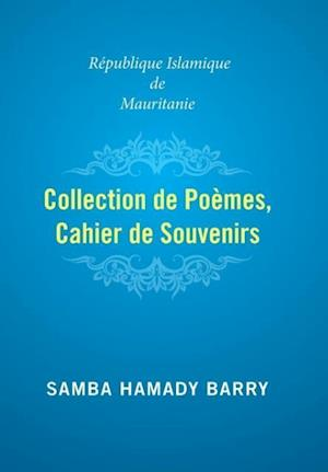 Bog, hardback Collection of Poems Copy of Memories af Samba Hamady Barry