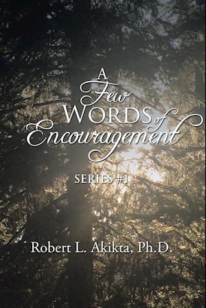 Bog, paperback A Few Words of Encouragement af Ph. D. Robert Akikta