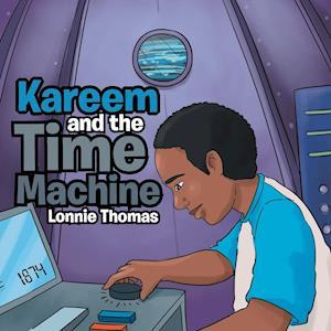 Bog, hæftet Kareem and the Time Machine af Lonnie Thomas