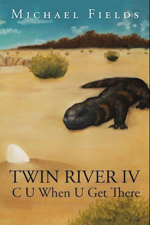 Bog, paperback Twin River IV af Michael Fields
