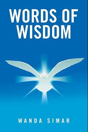 Bog, hæftet Words of Wisdom af Wanda Simar