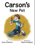 Carson's New Pet