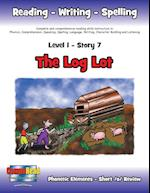 Level 1 Story 7-The Log Lot: I Will Tell An Adult Where I Am Going