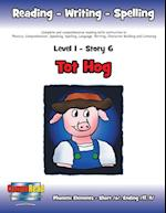 Level 1 Story 6-Tot Hog: I Will Be a Good Patient When I Visit the Doctor