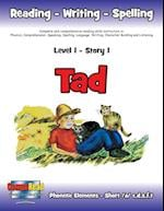 Level 1 Story 1-Tad: I Will Think of Others' Feelings