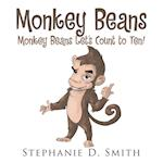 Monkey Beans: Monkey Beans Let's Count to Ten!