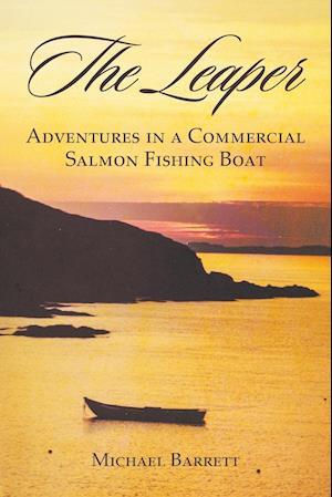 Bog, paperback The Leaper af Michael Barrett