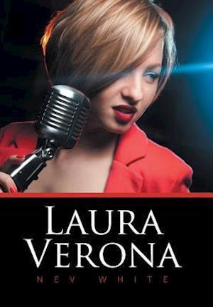 Bog, hardback Laura Verona af Nev White