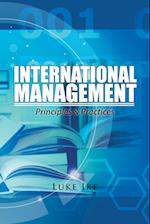 International Management: Principles & Practices