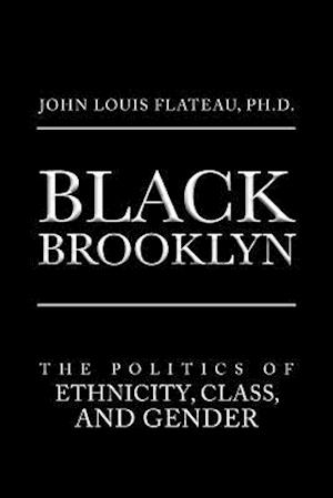 Bog, hæftet Black Brooklyn: The Politics of Ethnicity, Class, and Gender af Ph.D. John Louis Flateau