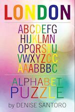 London Alphabet Puzzle