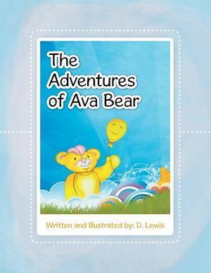 Bog, hæftet The Adventures of Ava Bear af D. Lewis