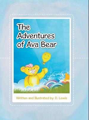 Bog, hardback The Adventures of Ava Bear af D. Lewis