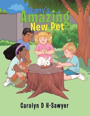 Bog, hæftet Penny's Amazing New Pet af Carolyn D H-Sawyer