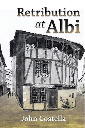 Bog, hæftet Retribution at Albi af John Costella