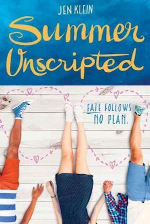 Bog, ukendt format Summer Unscripted af Jen Klein