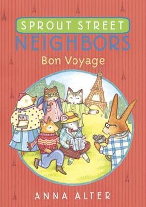 Bog, hardback Bon Voyage af Anna Alter