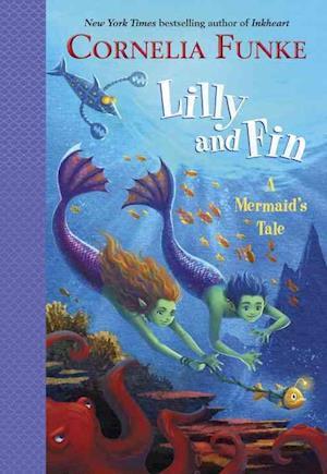 Bog, hardback Lilly and Fin af Cornelia Caroline Funke