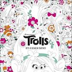 Dreamworks Trolls Coloring Book