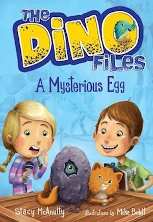 Bog, paperback A Mysterious Egg af Stacy Mcanulty