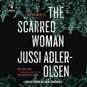 Lydbog CD The Scarred Woman af Jussi Adler-Olsen