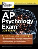 The Princeton Review Cracking the AP Psychology Exam 2018 (College Test Preparation)