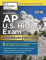 The Princeton Review Cracking the AP U.S. History Exam 2018 (College Test Preparation)