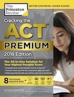 Cracking the ACT Premium Edition with 8 Practice Tests, 2018 (College Test Preparation)