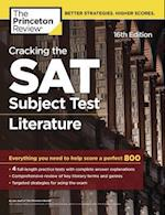 Cracking the SAT Subject Test in Literature (Cracking the SAT Literature Subject Test Princeton Review)