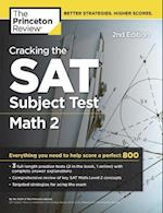 Cracking the SAT Subject Test in Math 2 (Cracking the SAT Math Subject Test)