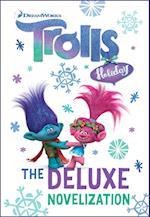 Trolls Holiday (Deluxe Junior Novel)