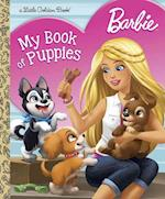Barbie My Book of Puppies (Little Golden Books)