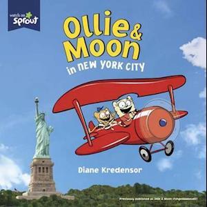 Bog, paperback Ollie & Moon in New York City af Diane Kredensor