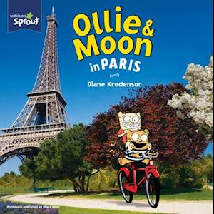 Bog, paperback Ollie & Moon in Paris af Diane Kredensor