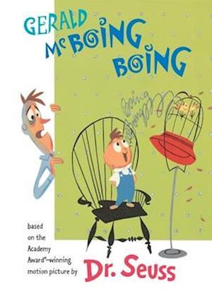 Bog, hardback Gerald Mcboing Boing af Dr. Seuss