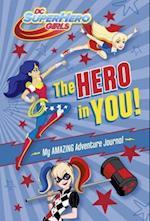 Dc Super Hero Girls Activity Journal (Dc Super Hero Girls)