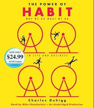 Lydbog, CD The Power of Habit af Charles Duhigg