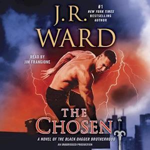 Lydbog, CD The Chosen af J. R. Ward