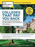The Princeton Review Colleges That Pay You Back 2018 (Colleges that Pay You Back Best Value Colleges)