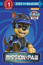 Mission Paw (Paw Patrol) (Step Into Reading)