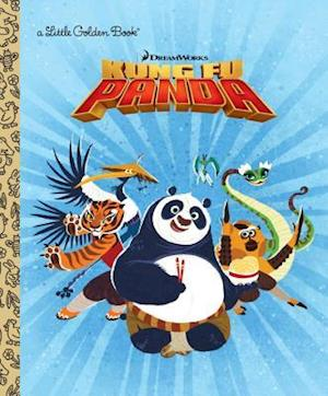 Bog, hardback Dreamworks Kung Fu Panda af Bill Scollon