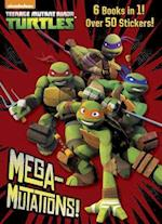 Mega-mutations! (Teenage mutant ninja turtles)