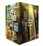 The Maze Runner Series Complete Collection Set (Maze Runner)