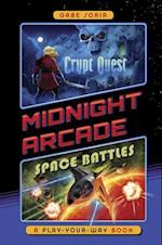 Crypt Quest/Space Battles (Midnight Arcade, nr. 1)