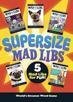 Supersize Mad Libs (Mad Libs)